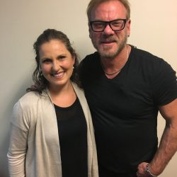 Elizabeth Crumbly and Phil Vassar